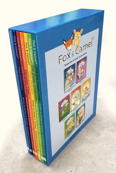 Fox and Camel Series: First Edition Book Set