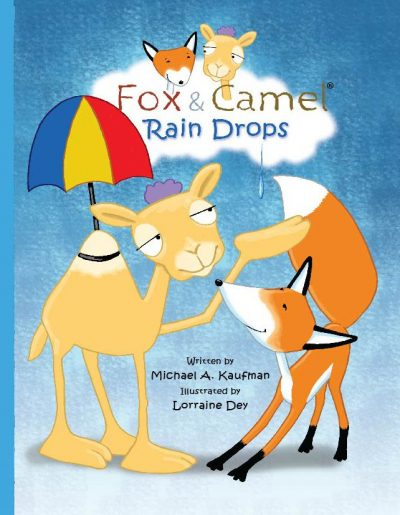 Fox & Camel: Raindrops